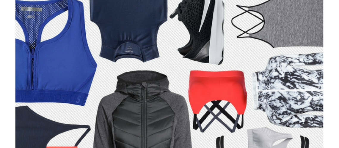 The proper workout clothes - The proper workout clothes