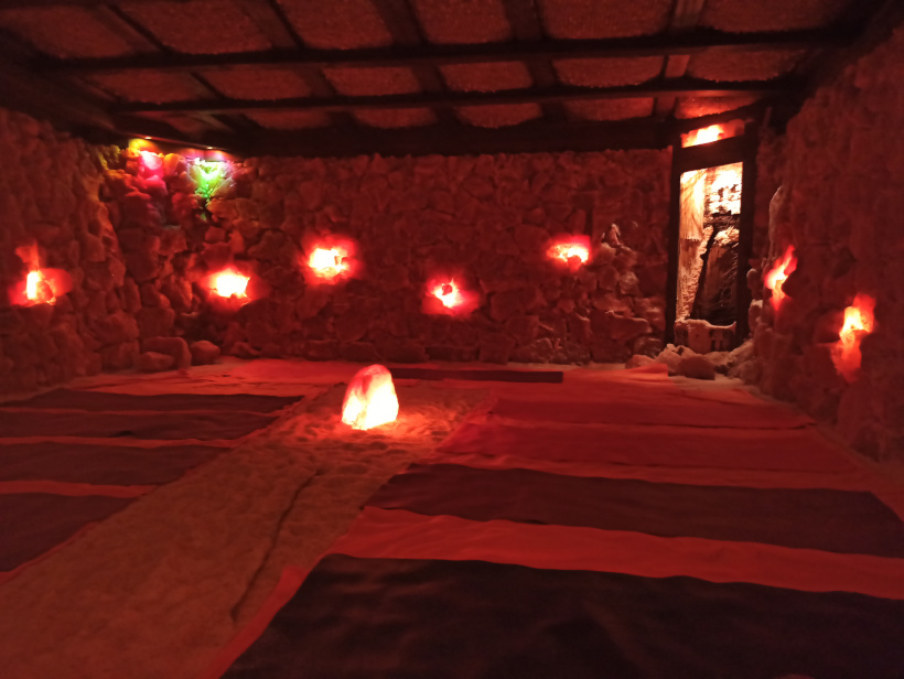 salt cave glyfada yoga 2 - Salt Cave - A place for total relaxation & rejuvenation