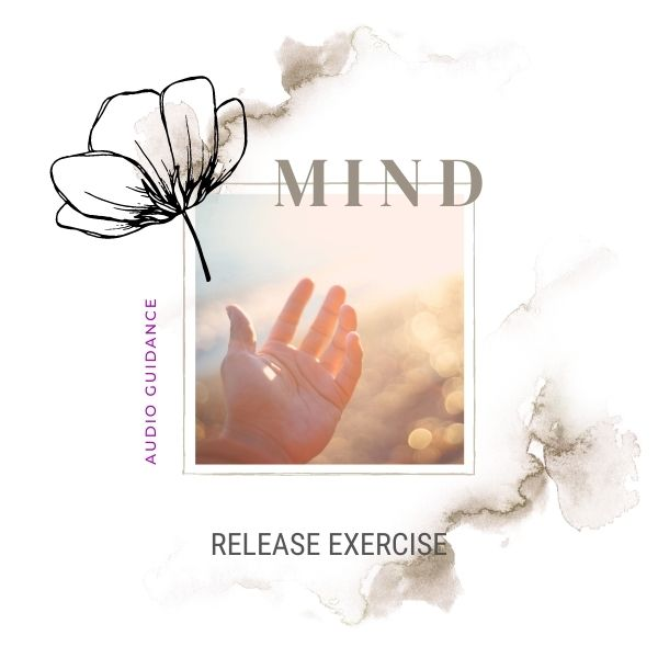 Release your Thoughts Audio Guided Practice