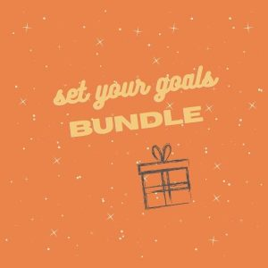 Set your goals Bundle